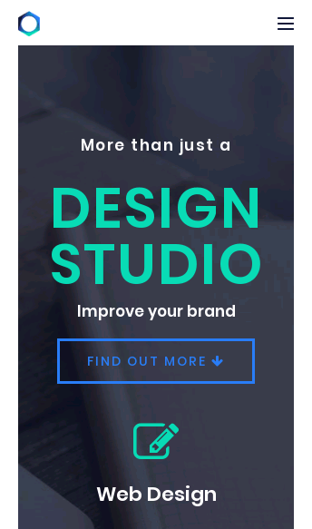 hexadigital  Web Design