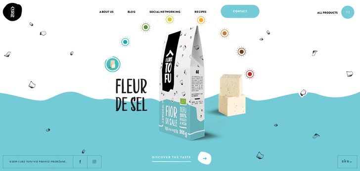 Best product websites web design inspirations i like tofu ccuart Gallery