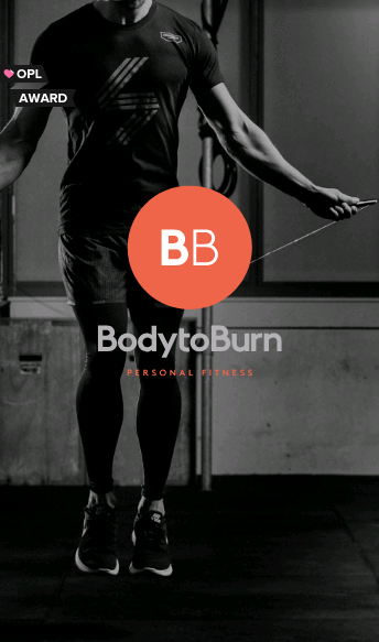 BodyToBurn  Web Design