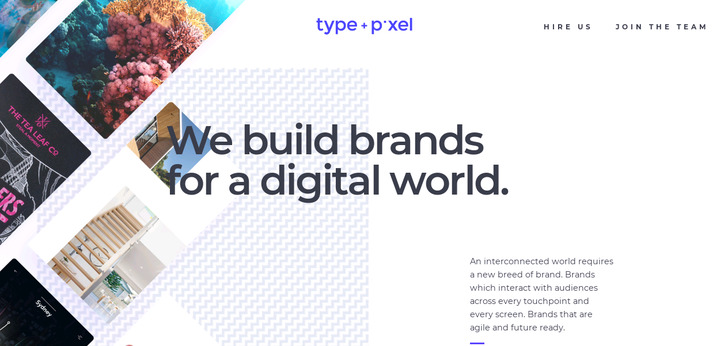 Type And Pixel