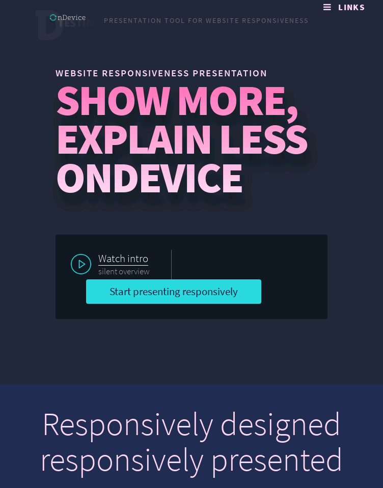 OnDevice  Web Design