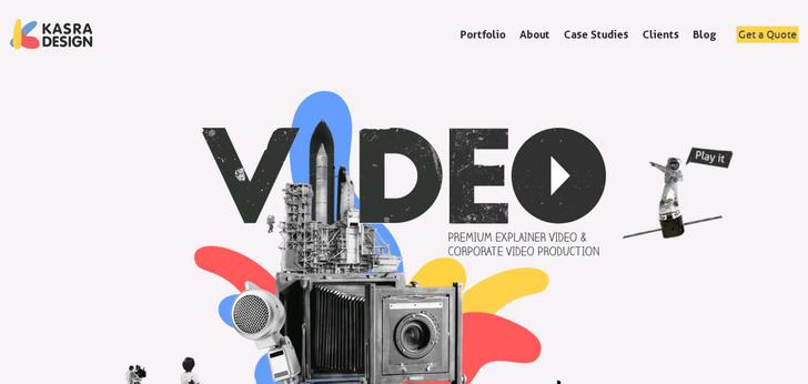 Web Design Inspiration | A gallery to boost your creativity