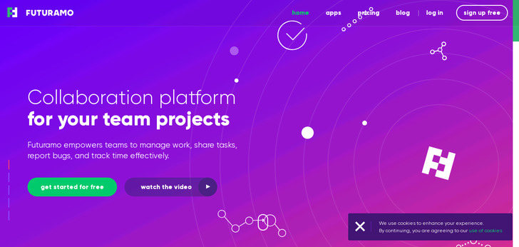 Futuramo – Collaboration Platform for Teams