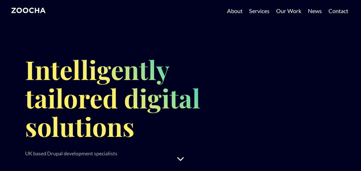 Web Design Inspiration  A gallery to boost your creativity