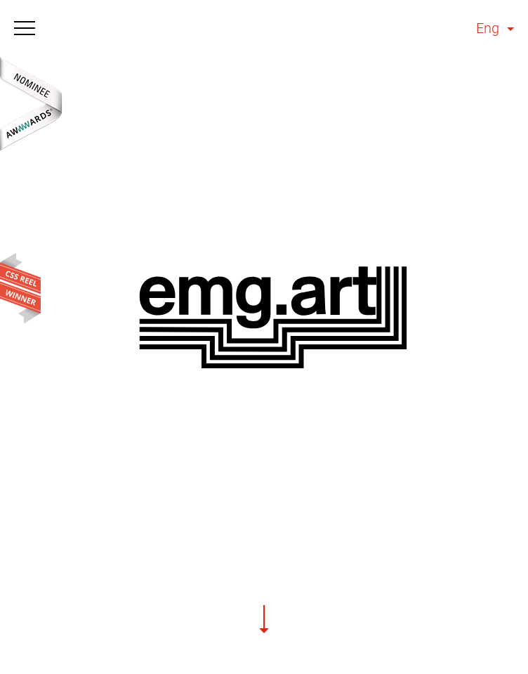 Emg.Art  Web Design