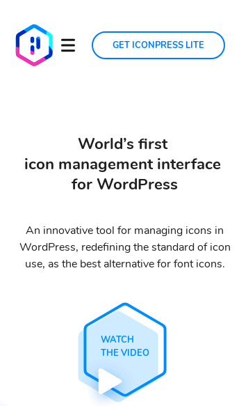 IconPress  Web Design