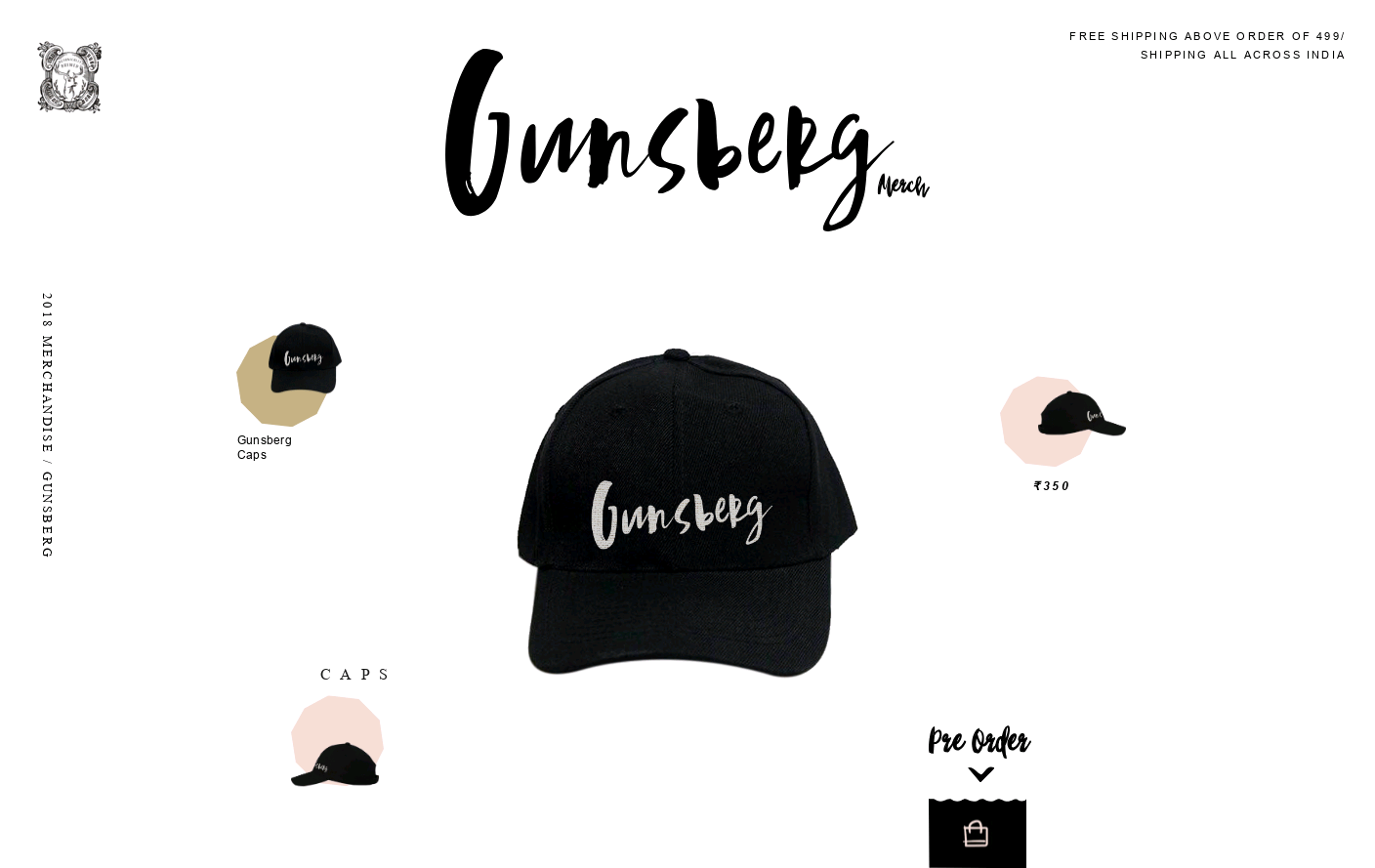 Gunsberg Merch