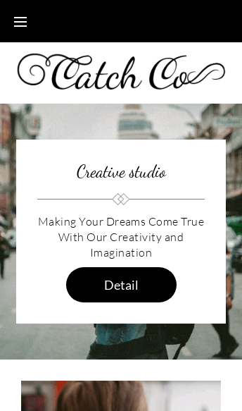 CatchCo  Web Design
