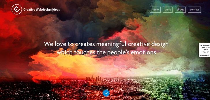 web design ideas website has a great web design best web designs